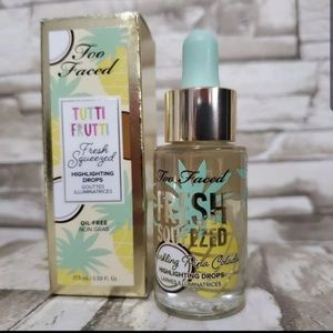 🛍 Too Faced Highlighting Drops Pineapple 🍍